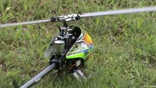 Warp 360 Maiden Flight - Cavan Lee - SR Hobbies
