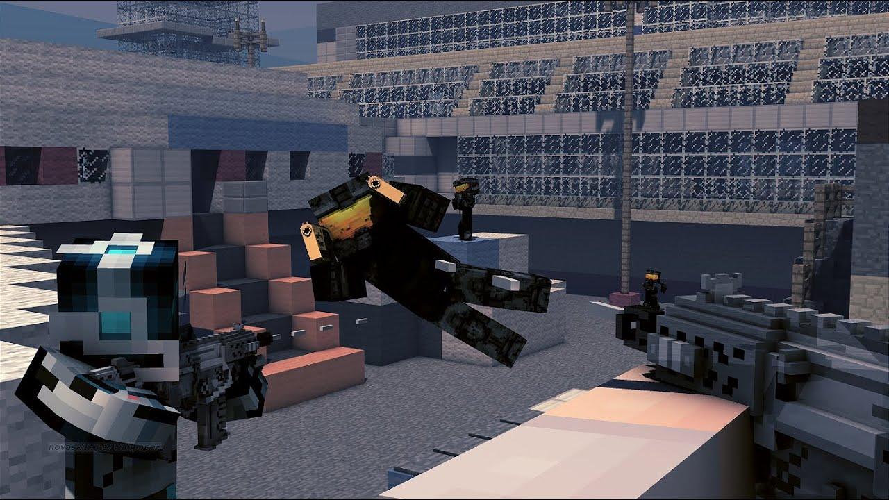Find the best Minecraft PE guns servers on MinecraftPocket ...