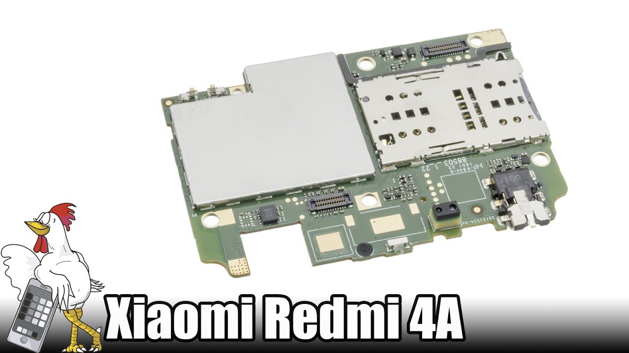 Free motherboard 16 GB for Xiaomi Redmi 4A