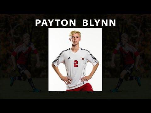 Payton Blynn  Class of 2018  Soccer Recruiting Video