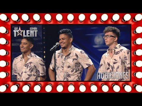 Vienen De Perú Y Venezuela Para Ponernos A Bailar | Audiciones 4 | Got Talent España 2018