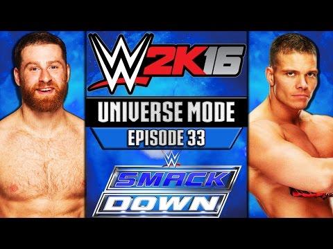 WWE 2K16 Universe Mode Episode 33 - Implosion!