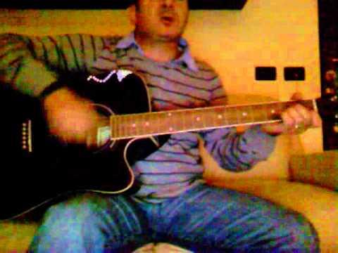 sognando don backy con chitarra