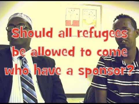 Somalian refugees and immigration reform