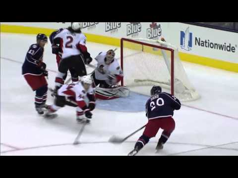 CBJ vs. Senators: First Period Highlights