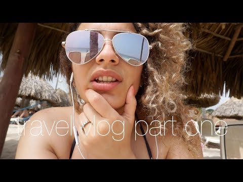 """Travel Vlog: Punta Cana, DR """"Unexpected Upgrade"""" (Part One)"""