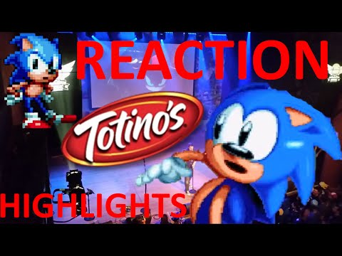 Sonic 25th Anniversary Stream Reaction HIGHLIGHTS