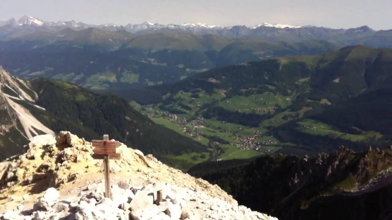 Strada degli Alpini in Alta Pusteria - VIVOAltaPusteria