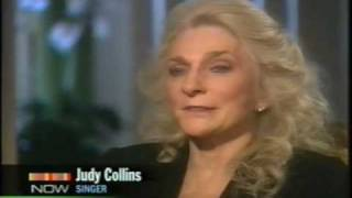 JUDY COLLINS - 2004 interview about death of her son, Clark