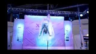 Exotic Pole dance Competition любители 1 место