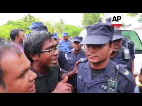 Maldives government declares 15-day state of emergency