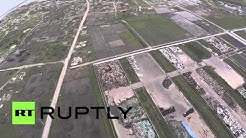 Japan: See drone footage of no-go zone around Fukushima nuclear plant