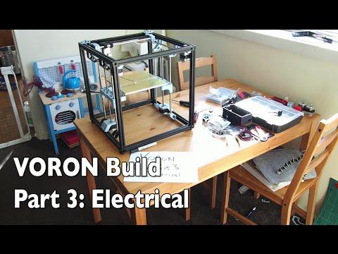 VORON Build Part 3: Electrical