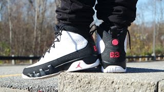 2016 AIR JORDAN 9 OG SPACE JAM REVIEW & ON FEET!