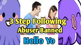 How To Unbanned Hello Yo I D Youtube