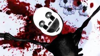 DEATH OF NIGHTMARE PUPPET MASTER! (Gmod FNAF Sandbox Funny Moments)