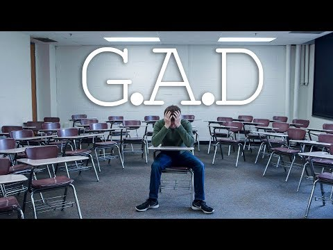 G.A.D. Short Film | A Film About College Students' Anxiety