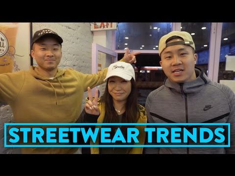 HOTTEST STREETWEAR TRENDS OF 2016? DAD HATS?