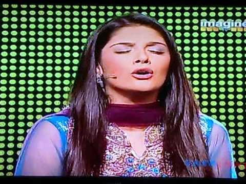 Pooja sings in Big money.mp4
