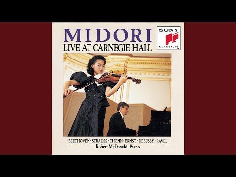 Nocturne in C-Sharp Minor, Op. Posth. (Arr. N. Milstein for Violin & Piano)