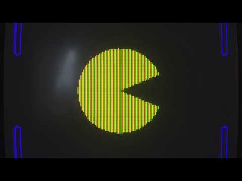Inside Pac-Man