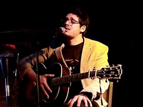 Singer/songwriter Nikolas Metaxas, a cappella tribute to Mike Reid