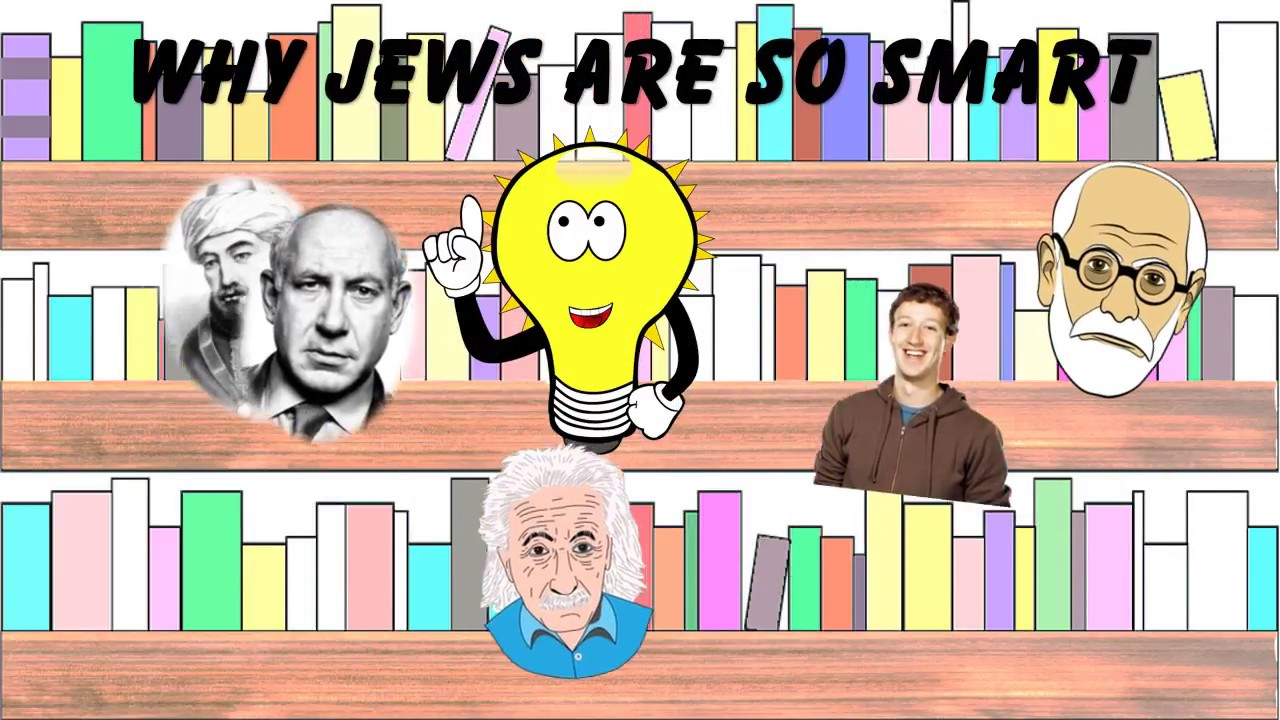 why Jews are so smart - YouTube