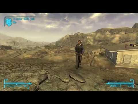 Fallout  New Vegas- Joe Cobb can Moonwalk