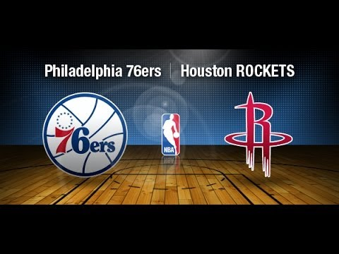 Houston Rockets MyGM vs Philadelphia 76ers NBA Finals Game 5