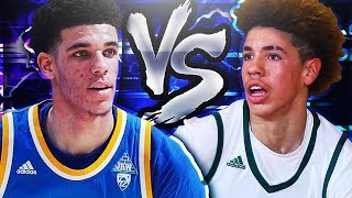 LaMelo Ball vs Lonzo Ball: Who Was Better At Age 17?