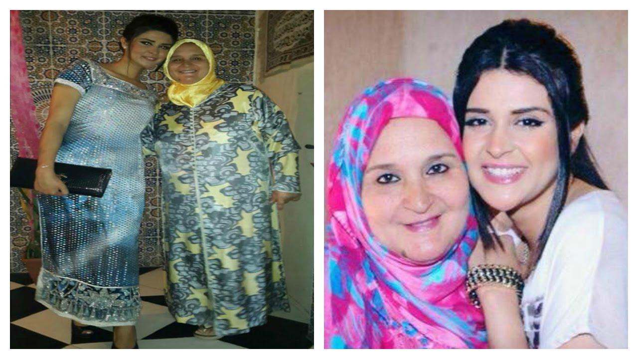 3307c7503  صور الفنانة المحبوبة سلمى رشيد رفقة والدتها و اختها شيماء التي تشبهها  كثيرآآآ !! - YouTube