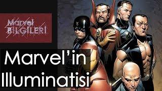 Marvel'ın illüminati'si kimlerdendir ? Necidir ? Nasıl kuruldu ? - PART 1!