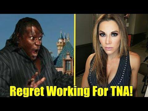 10 Wrestlers that REGRET WORKING For TNA/Impact Wrestling!