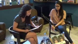 Presentación 'Nefando' de Mónica Ojeda, en Salamanca