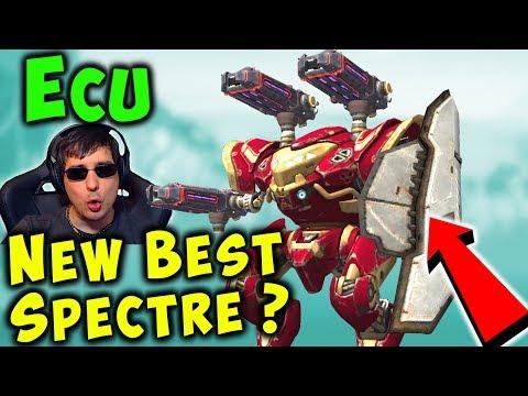 NEW BEST SPECTRE? ECU & CORONA War Robots Mk2 Gameplay WR