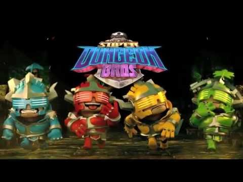 Super Dungeon Bros | Meet the Bros | All Formats | ESRB