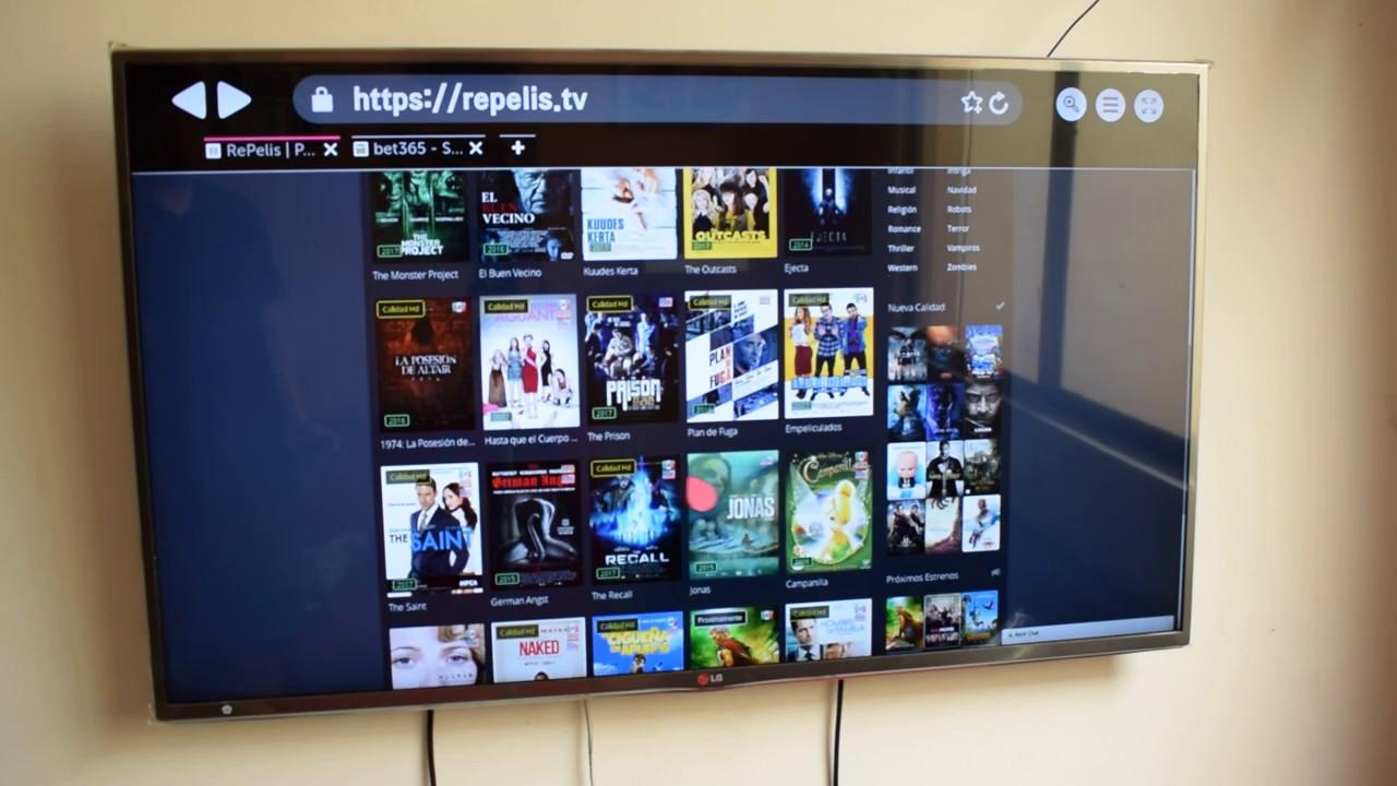 Como Ver Peliculas En Tu Smart Tv On Line 2018 Enero Youtube Mira las mejores películas y series online gratis sin cortes y en hd. como ver peliculas en tu smart tv on