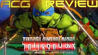 """Teenage Mutant Ninja Turtles: Mutants in Manhattan Review """"Buy, Wait for Sale, Rent, Never Touch?"""""""