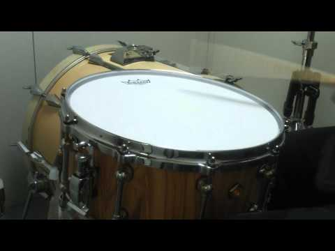 "Pearl / OL1465SN/C / Olive Tree 14""x6.5"" Snare Drum 【イシバシ楽器新宿店】"