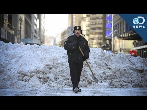 Why Winter Doesn't Disprove Global Warming