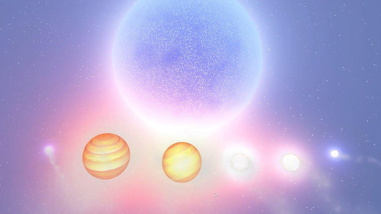 Ich habe die Sonne 1.000.000-mal heißer gemacht und dies geschah - Universe Sandbox 2 + video