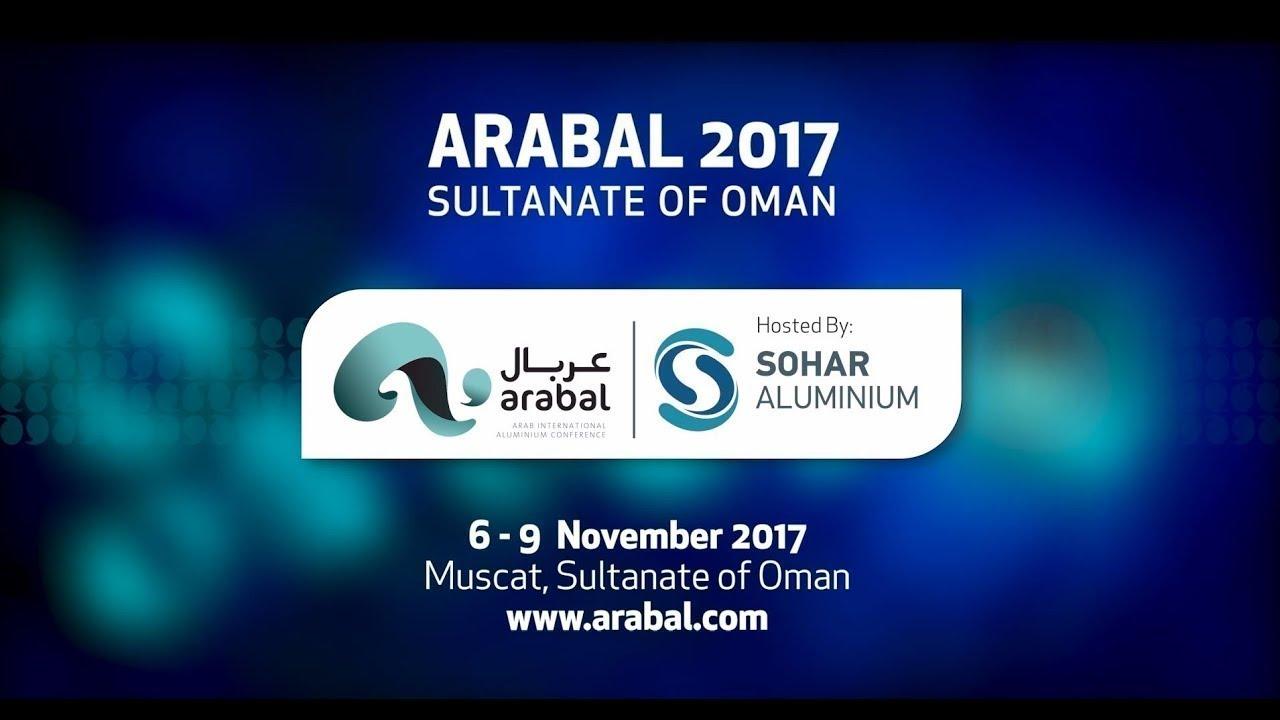 Arabal | The Arab International Aluminium Conference