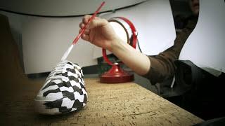 Superga Stopmotion Art by Popoh - Making of - Hoopp Studio
