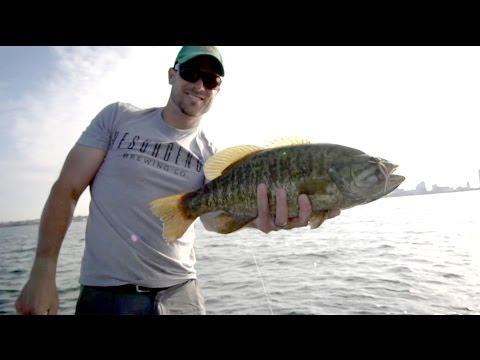 Fishing in Buffalo