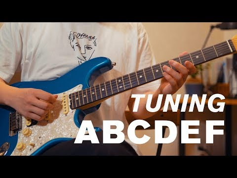 Tuning ABCDEF