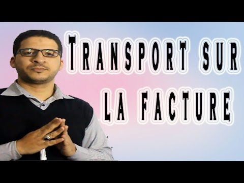 Comptabilité générale-Facture _ Transport#4Gestion Academy