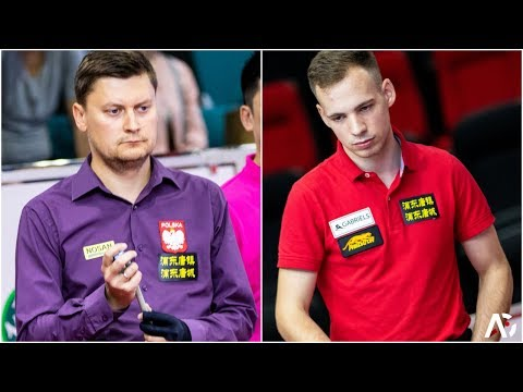 2019 World 9-ball China Open│2019 China Open - Joshua Filler Vs Karol Skowerski