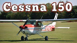 homepage tile video photo for 1975 Cessna A150M Aerobat: Regular Car Reviews
