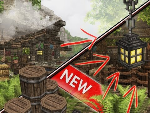 MINECRAFT ENHANCED! Conquest Texture Pack & Extras!