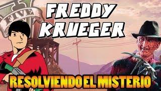 GTA 5: EASTER EGG-EL MISTERIO DE FREDDY KRUEGER RESUELTO!!/ INFINITE 8 ! [GTA V]